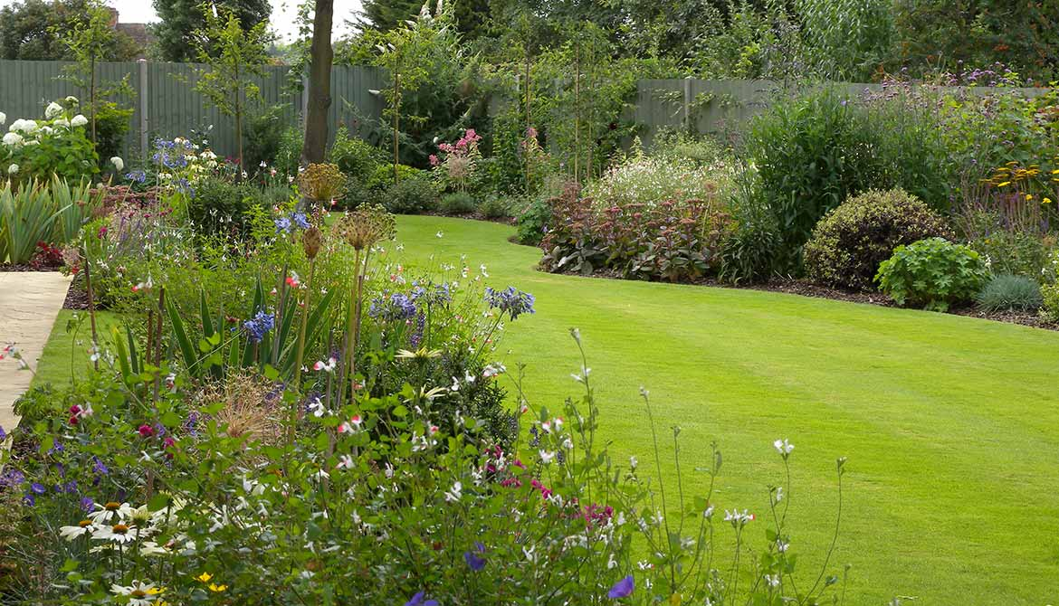 Design Of A New Garden In Beccles