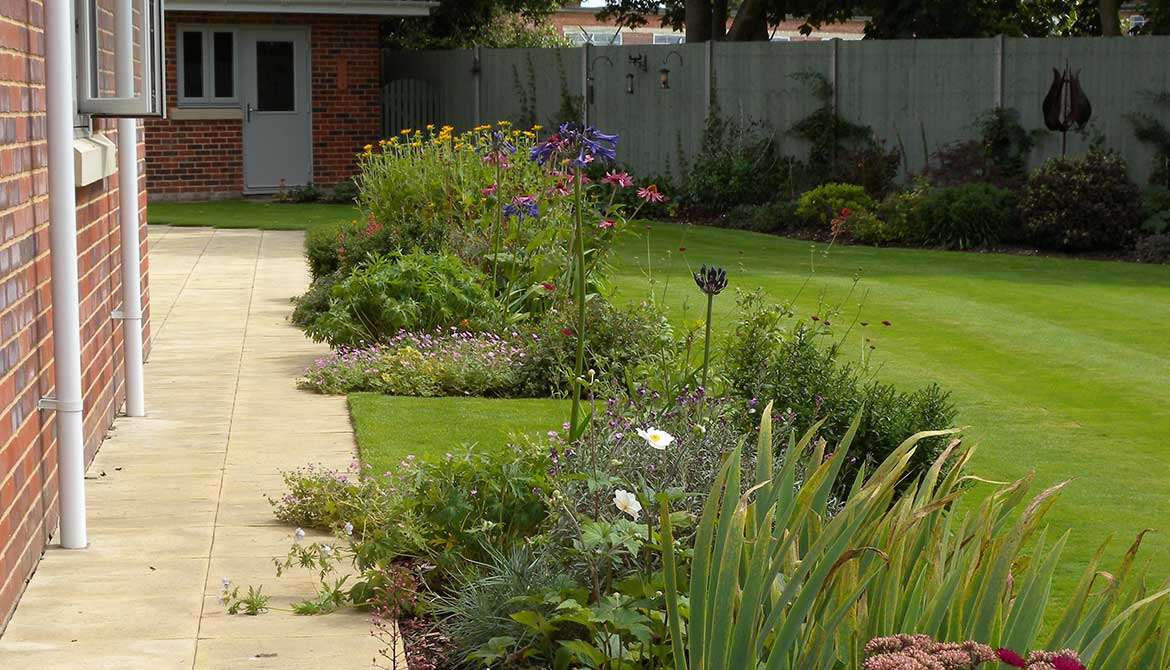Garden Makeovers Suffolk