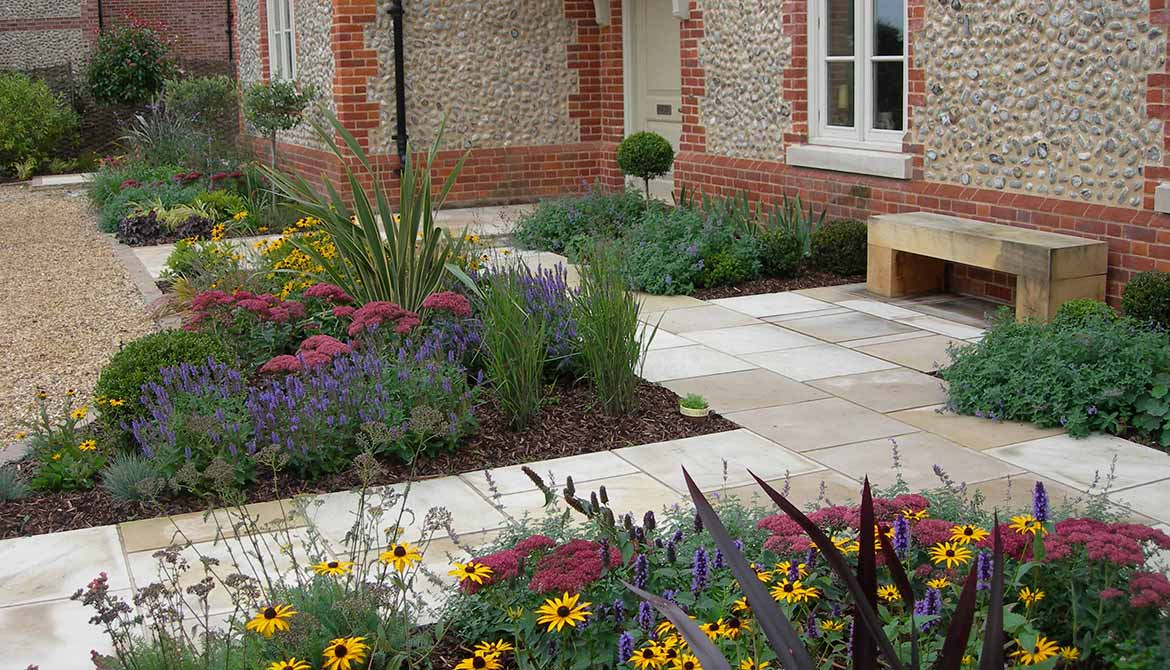 Large Front Garden Design Ideas Uk Tinsleypic Blog For: Norfolk, Suffolk & Cambridge