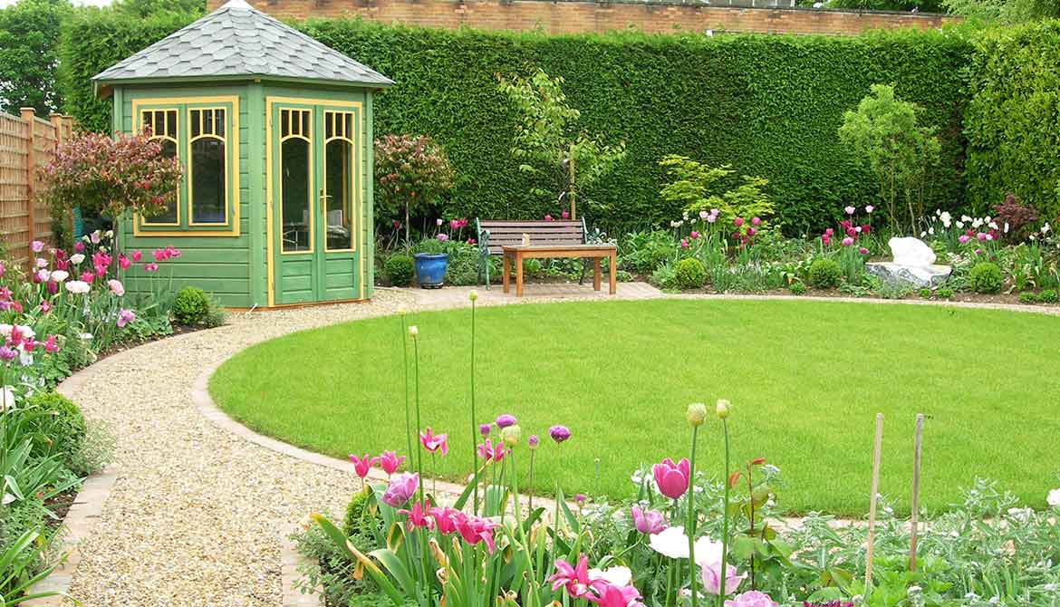 Professional garden design and consultancy services for Garden design norfolk
