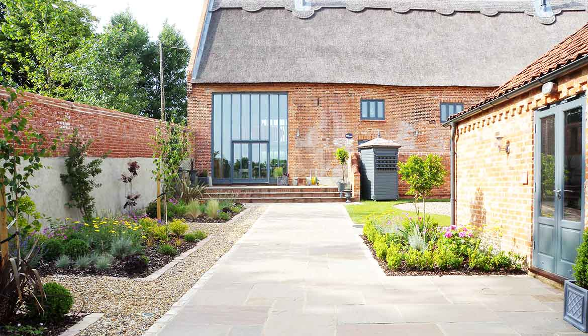 Garden Design Norfolk