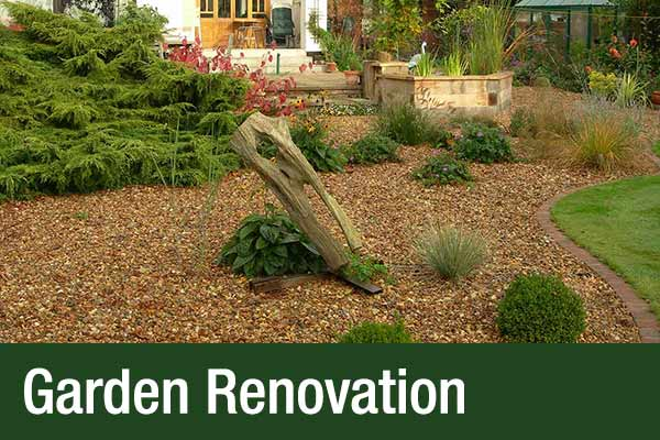 Garden renovation for properties and businesses in Norfolk and Suffolk